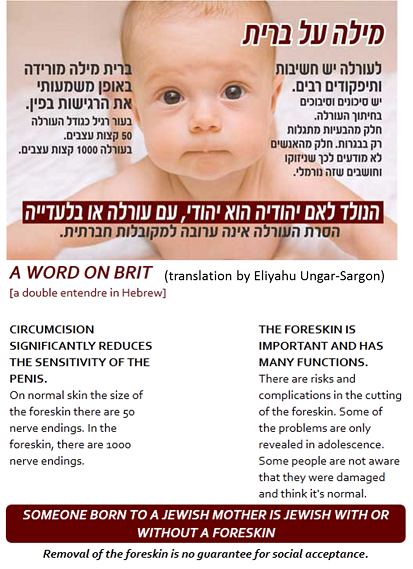 Jewish Resources – Infant Circumcision Information for Parents