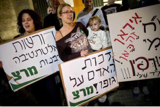 Jewish Mom Makes Intactivist Case in Israel